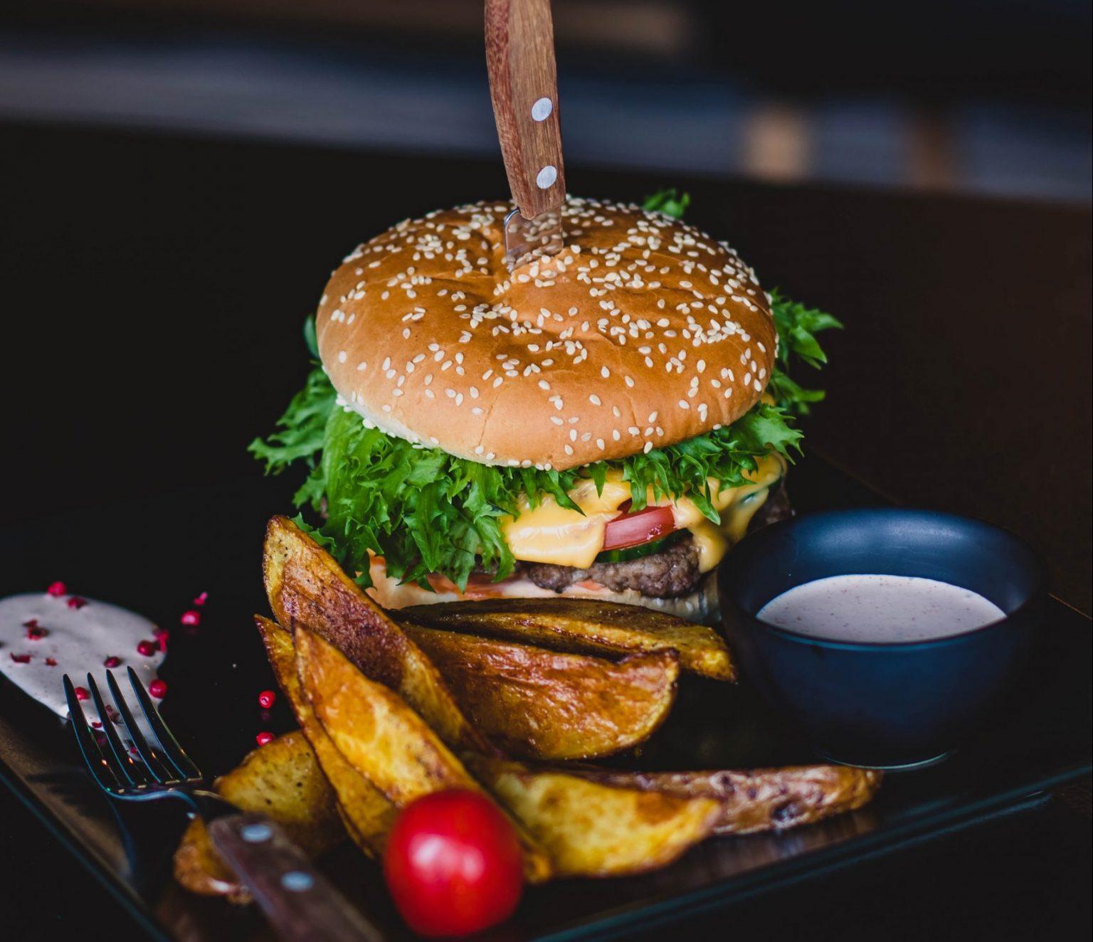 Ristorante Caruso Burger